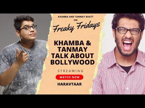 All India Bakchod's Tanmay Bhat & Khamba talk Bollywood & more