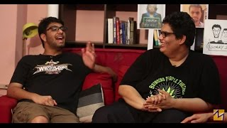All India Bakchod's Tanmay Bhat & Khamba talk Bollywood & more | Part 1 | Full Epi |  S6 E2