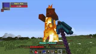 Minecraft  MUTANT SPIDER CHALLENGE GAMES   Lucky Block Mod   Modded Mini Game PolpularMMOs