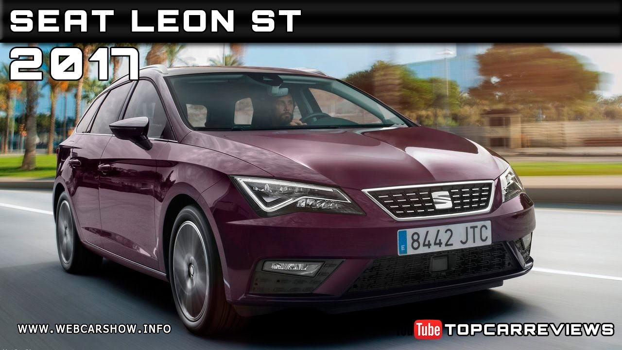 2017 seat leon st review rendered price specs release date. Black Bedroom Furniture Sets. Home Design Ideas