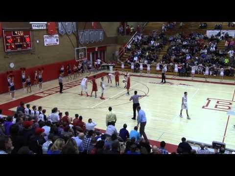 Colby Richardson - Woods Cross High School vs Bountiful - 1–29-2016