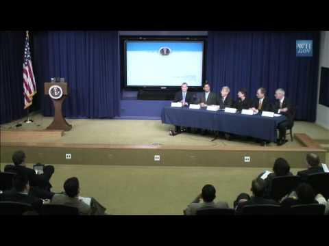 White House Forum on Transforming Federal Information Techno