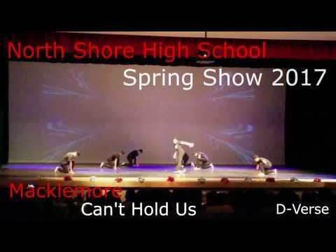D-Verse Dance Team North Shore High School Spring Show 2017