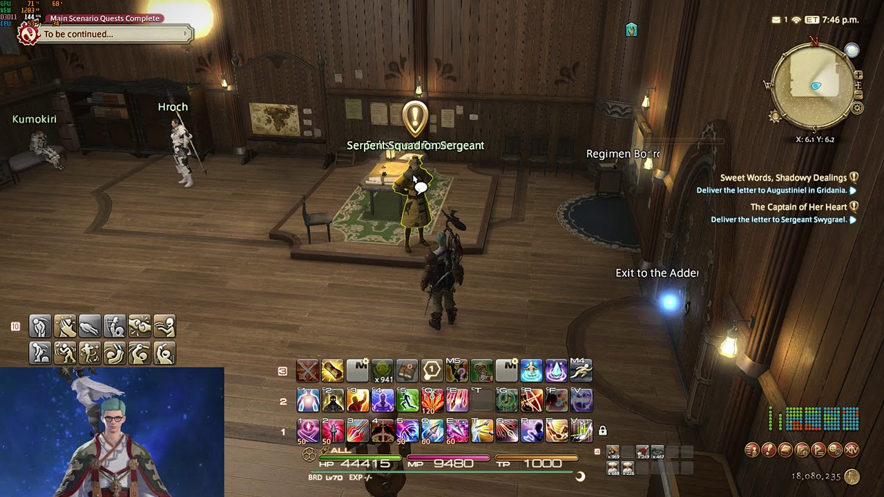 FFXIV: How to get the new Grand Company rank Captain with the Flagged  Mission: Sapper Strike