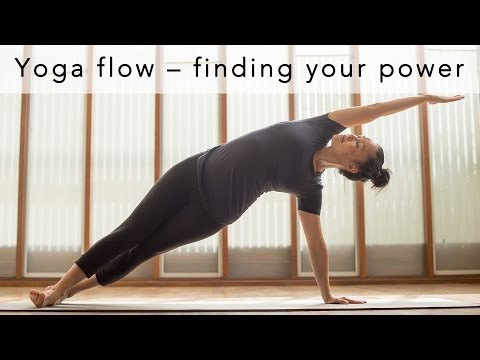 Yoga flow – finding your power 20min