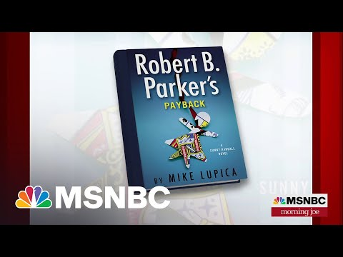 Mike Lupica Returns With 'Robert B. Parker's Payback' | Morning Joe | MSNBC