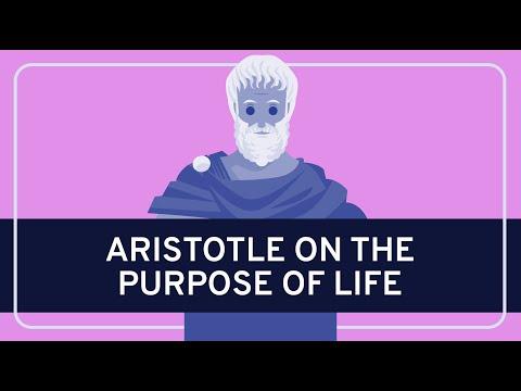 PHILOSOPHY - History: Aristotle on the Purpose of Life [HD]