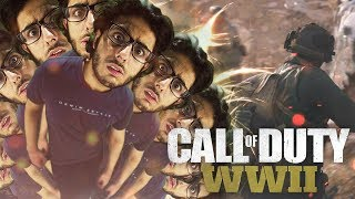 """HISTORY REMADE\"" Call of Duty World War 2 #1"