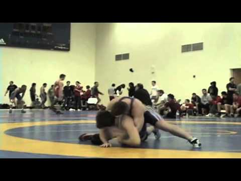 2010 Queens Open: 82 kg Ben Roberts vs. ?