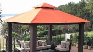 Seville 12 X 12 Soft Top Gazebo