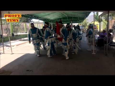 Danza Apache de Nvo.  Mieleras, Coah.