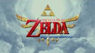 The Legend of Zelda Skyward Sword | OFFICIAL E3 trailer Nintendo Wii (2011)