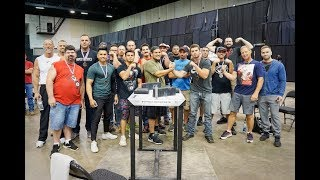 2019 Global Championships Armwrestling Tournament