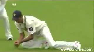 Mohammad Amir 6 wickets in 2 overs vs England in Test