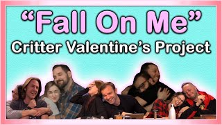 Fall On Me - Critter Valentine's Project
