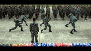 INDIA-CHINA JOINT MILITARY EXERCISE