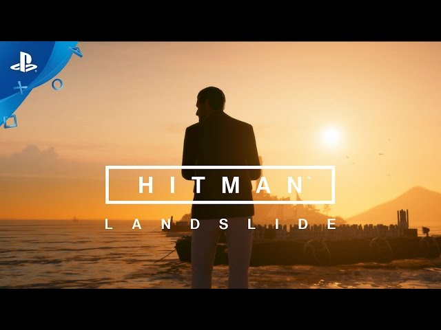 HITMAN - Landslide Reveal Trailer | PS4