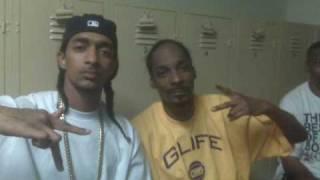 Nipsey Hussle Ft Snoop Dogg Gangstas Life