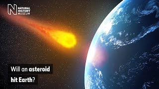 Will an asteroid hit Earth? | Natural History Museum