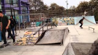 Tiempo Nuevo Skatepark Squad