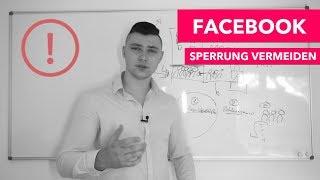 Nie wieder Werbekonto gesperrt - So funktioniert Facebook!