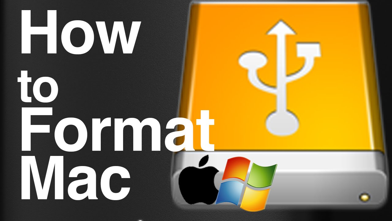 Guide How To Format An External Hard Drive Work With Mac And Pc Dell Hardisk 2tb 25amp039 Usb30 Slim Youtube