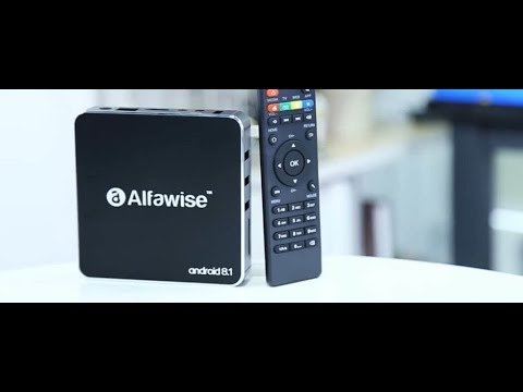 alfawise a8 tv box rockchip 3229 android 8.1 amazon