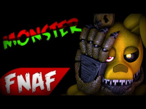 SFM Monster Song Created : SkilletBEAST INSIDE!!!