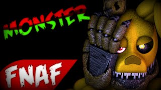 "(SFM) ""Monster"" Song Created By: Skillet