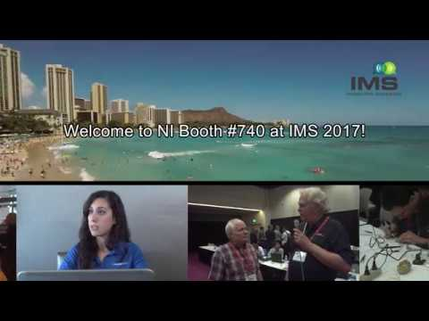 See us at IMS2017 in Honolulu!