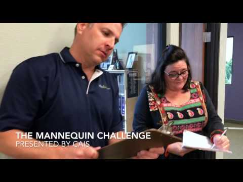 The Mannequin Challenge by CAIS