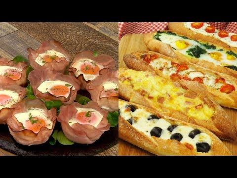 3 delicious ideas to make with eggs