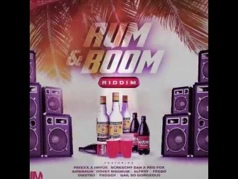 Dovey Magnum - BAWL OUT (RUM AND BOOM RIDDIM)