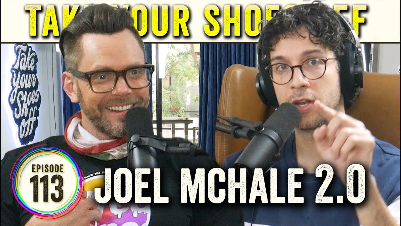 Joel McHale 2.0 (Crime Scene Kitchen, Community) on TYSO - #113