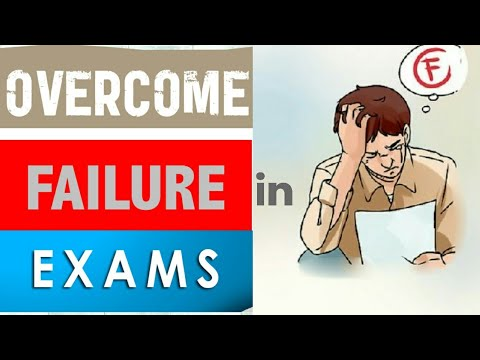 OVERCOME THE FEAR OF FAILURE IN EXAMS - MOTIVATIONAL VIDEO