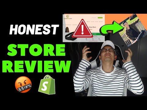 Honest Shopify Store Review (Horror! Please Don't) w/ Jeffrey Ho thumbnail