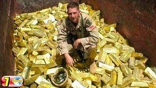 7 ขุมทรัพย์โบราณที่มีมูลค่ามหาศาลที่ถูกค้นพบจนทั่วโลกต้องตะลึง!!! (แถมท้ายด้วยทองที่ขุดพบในไทย)