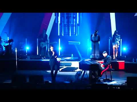 Hurts   Wonderful Life Warszawa 21 11 2017