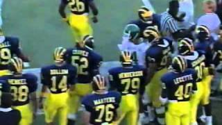 10/13/1990 - Michigan State 28 Michigan 27