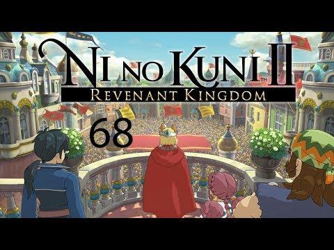 Ni No Kuni II: Revenant Kingdom Part 68: The Final Higgledy Stones