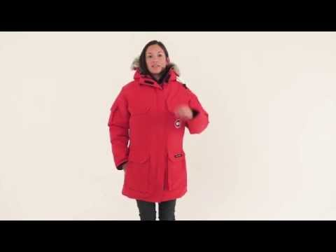 4565L ExpeditionParka Red