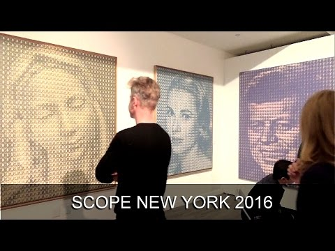 SCOPE ART SHOW 2016