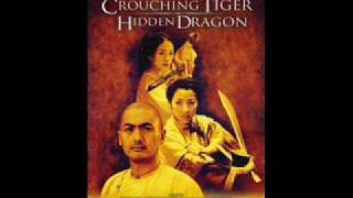 Crouching Tiger, Hidden Dragon OST #11 - Yearning Of The Sword