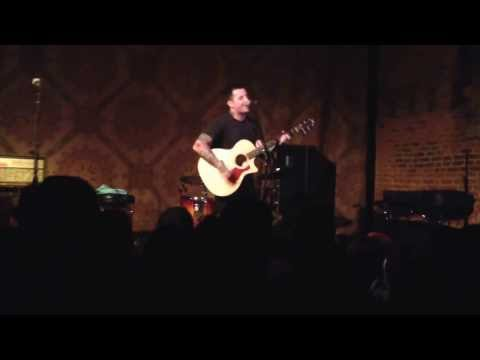 Anthony Raneri - Stranger Than Fiction (Bad Religion Cover) - North Star Bar Philly - 9/20/2013