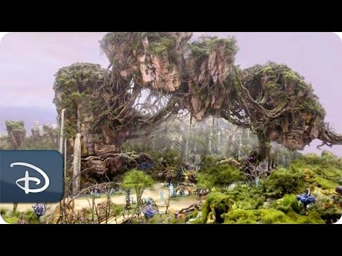Bringing Pandora The World Of Avatar To Life