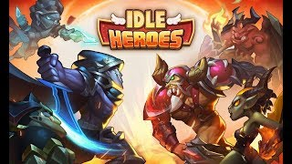 IDLE HEROES ANDROID GAMEPlAY HD