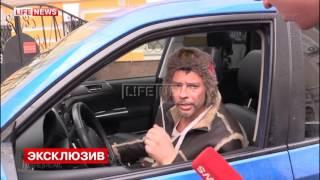 Актёр Николаев задержан по подозрению в нападении на полицейского