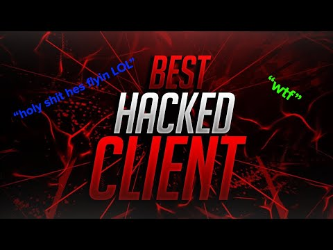Minecraft Hacking Ft. Impact Client (Killaura, Anti-KB, Flight, Speed)