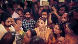 BHAVANA AND NAVEEN'S WEDDING PHOTO STORY