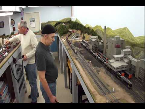 Mainline Crossover On The LVN